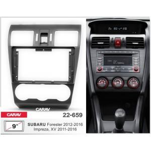 Переходная рамка CARAV 22-659 для Subaru