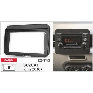 Переходная рамка CARAV 22-743 для Suzuki