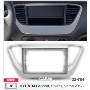 Переходная рамка CARAV 22-784 для Hyundai