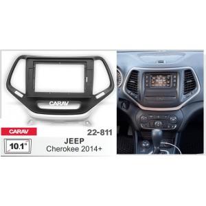Переходная рамка CARAV 22-811 для Jeep