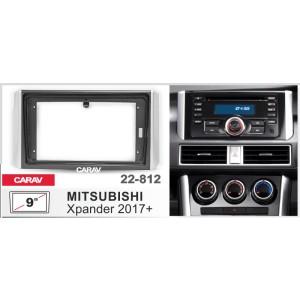 Переходная рамка CARAV 22-812 для Mitsubishi