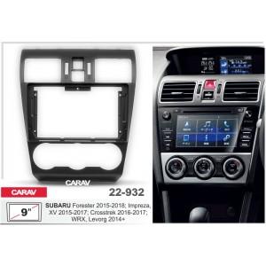 Переходная рамка CARAV 22-932 для Subaru