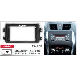 Переходная рамка CARAV 22-958 для Fiat