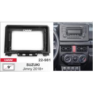 Переходная рамка CARAV 22-981 для Suzuki