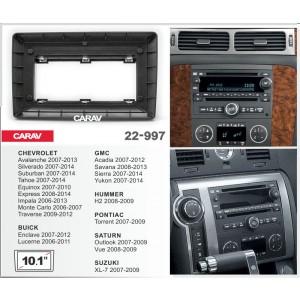 Переходная рамка CARAV 22-997 для Pontiac