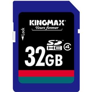 Карта памяти KINGMAX SDHC 32GB