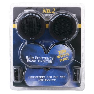 Твитер POWER ACOUSTIK NB-2