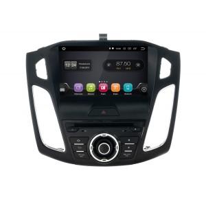 Штатная автомагнитола на Android INCAR TSA-3343 для Ford