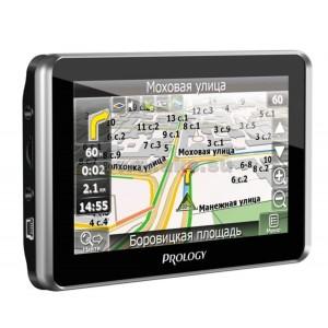 Навигатор с видеорегистратором PROLOGY IMAP-580TR