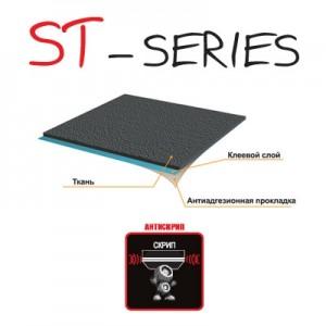 Шумопоглощающие материалы KICX ST-SERIES