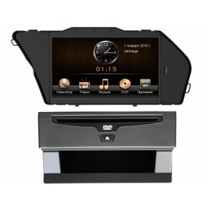 Штатная автомагнитола INTRO CHR-1518GLK для Mercedes-Benz