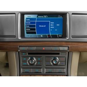Видео интерфейс GAZER VC500-GVIF/GM для Chevrolet, Jaguar, Land Rover, Lexus, Toyota