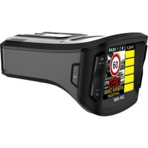 Видеорегистратор автомобильный с радар-детектором SHO-ME COMBO №5 A12