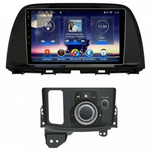 Штатная автомагнитола на Android SUBINI HMCX5C031 для Mazda CX-5 (2011-2015)