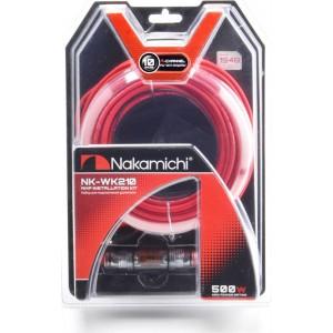 Набор для подключения усилителей NAKAMICHI NK-WK210