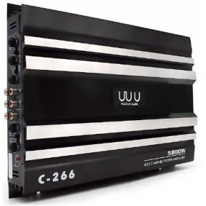 Автоусилитель WUDI C-266