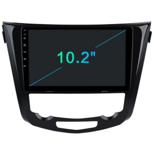 Штатная автомагнитола на Android NONAME для Nissan QASHQAI, X-TRAIL
