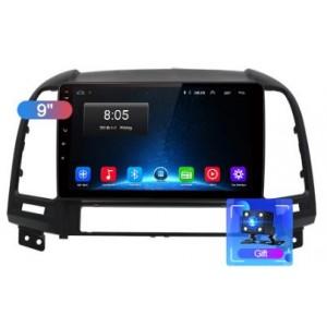 Штатная автомагнитола на Android NONAME для Hyundai SANTA FE 2005-2012