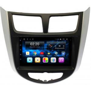 Штатная автомагнитола на Android NONAME для Hyundai SOLARIS 2011-2016