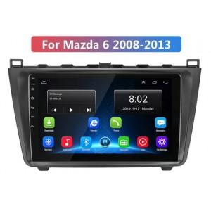 Штатная автомагнитола на Android NONAME для Mazda 6 2008-2014