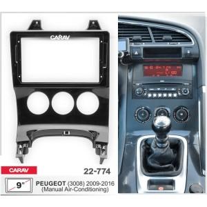 Переходная рамка CARAV 22-774 для Peugeot