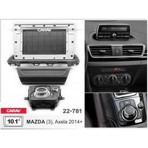 Переходная рамка CARAV 22-781 для Mazda