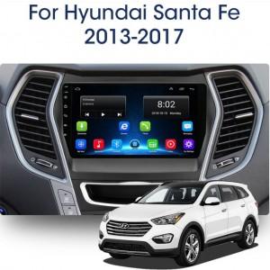 Штатная автомагнитола на Android NONAME для Hyundai SANTA FE 2013-2017