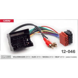 ISO переходник CARAV 12-046 для Seat