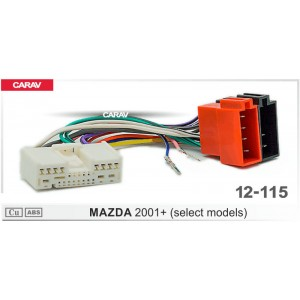 ISO переходник CARAV 12-115 для Mazda