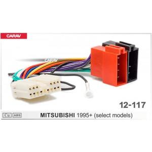 ISO переходник CARAV 12-117 для Mitsubishi