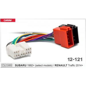 ISO переходник CARAV 12-121 для Subaru