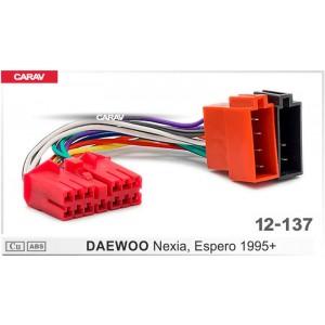 ISO переходник CARAV 12-137 для Daewoo