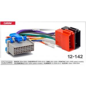 ISO переходник CARAV 12-142 для Pontiac