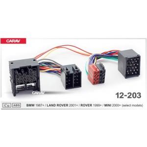 ISO переходник CARAV 12-203 для Mini