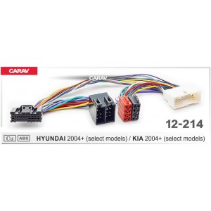 ISO переходник CARAV 12-214 для Kia