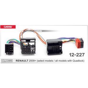ISO переходник CARAV 12-227 для Renault