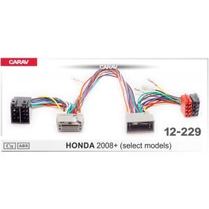 ISO переходник CARAV 12-229 для Honda