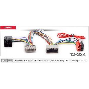ISO переходник CARAV 12-234 для Chrysler
