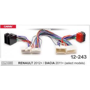 ISO переходник CARAV 12-243 для Dacia