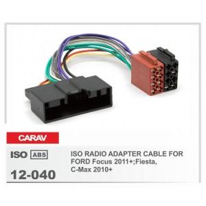 ISO переходник CARAV 12-040 для Ford