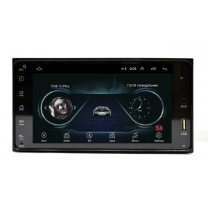 Штатная автомагнитола на Android NONAME для Toyota COROLLA 02