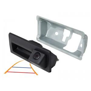 Штатная камера заднего вида GAZER CC2010-1T5N для Seat, Volkswagen