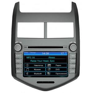 Штатная автомагнитола INTRO CHR-3117AV для Chevrolet
