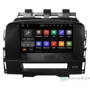 Штатная автомагнитола на Android PARAFAR PF072D для Opel