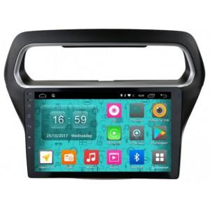 Штатная автомагнитола на Android PARAFAR PF232N для Ford