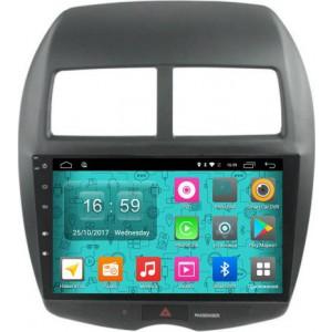 Штатная автомагнитола на Android PARAFAR PF026N для Mitsubishi