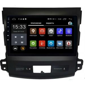 Штатная автомагнитола на Android PARAFAR PF056 для Mitsubishi