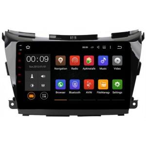 Штатная автомагнитола на Android PARAFAR PF979 для Nissan