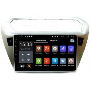 Штатная автомагнитола на Android PARAFAR PF991 для Peugeot