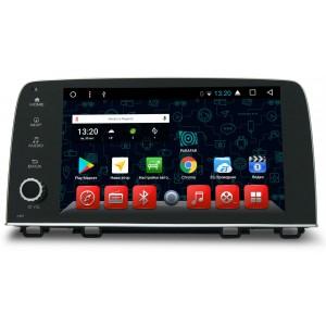 Штатная автомагнитола на Android PARAFAR PF009K для Honda